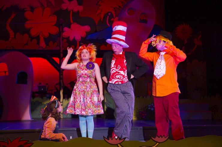 Seussical, Newtown H.S. 8-8-13 2076