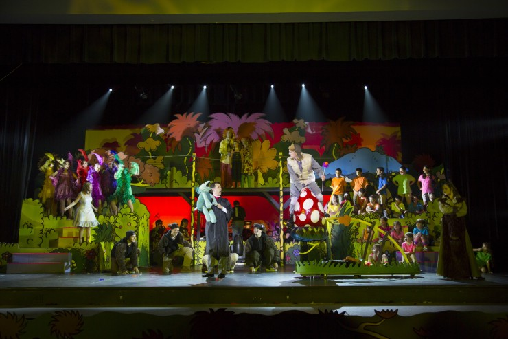 Seussical, Newtown H.S. 8-8-13 214