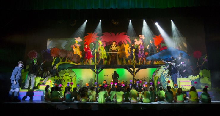 Seussical, Newtown H.S. 8-8-13 2142