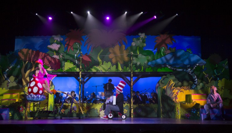 Seussical, Newtown H.S. 8-8-13 2149