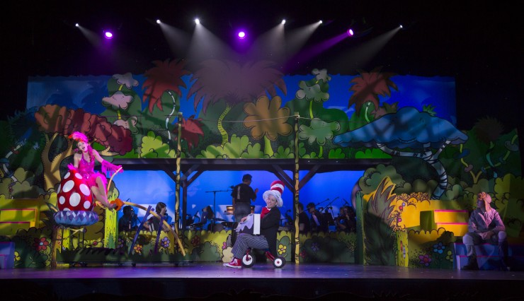 Seussical, Newtown H.S. 8-8-13 2150