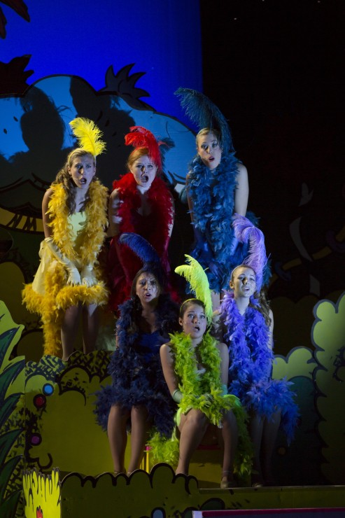 Seussical, Newtown H.S. 8-8-13 2155