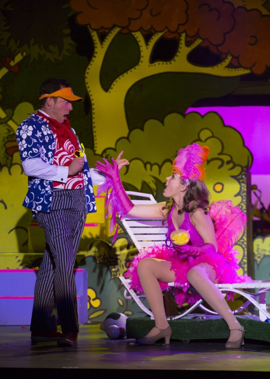 Seussical, Newtown H.S. 8-8-13 2175