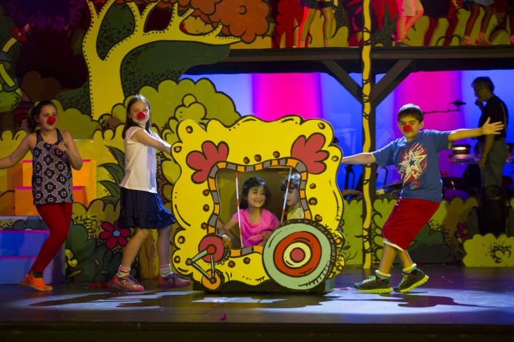 Seussical, Newtown H.S. 8-8-13 2179