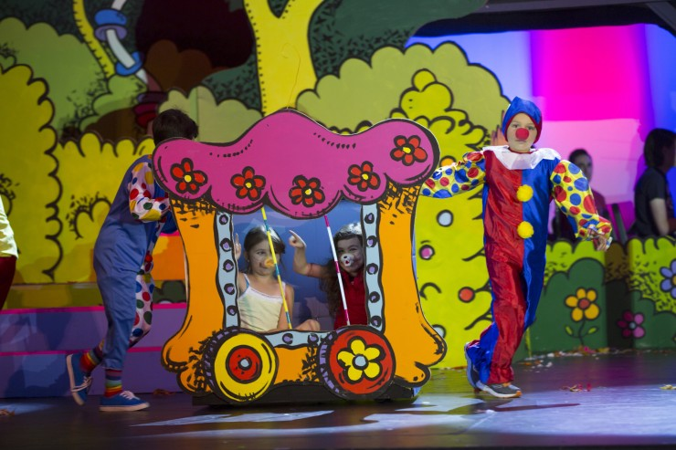 Seussical, Newtown H.S. 8-8-13 2181