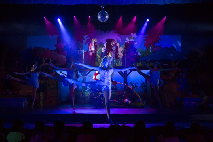 Seussical, Newtown H.S. 8-8-13 2196