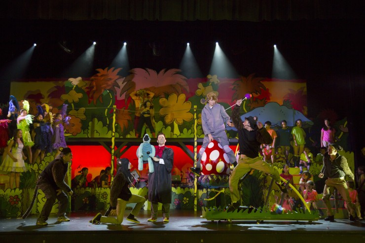 Seussical, Newtown H.S. 8-8-13 2215