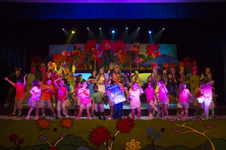 Seussical, Newtown H.S. 8-8-13 2245