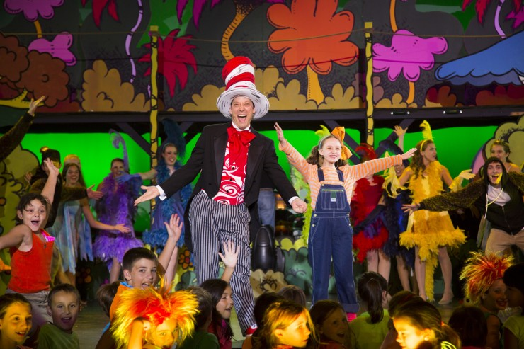 Seussical, Newtown H.S. 8-8-13 2266