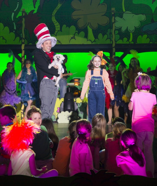 Seussical, Newtown H.S. 8-8-13 2267