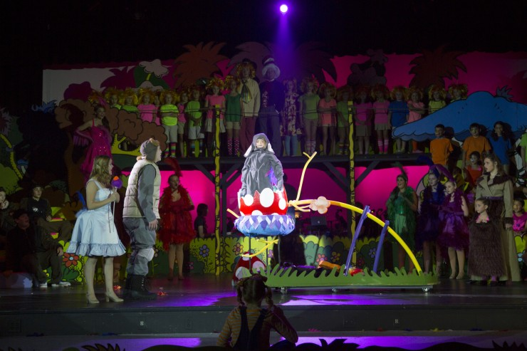Seussical, Newtown H.S. 8-8-13 234