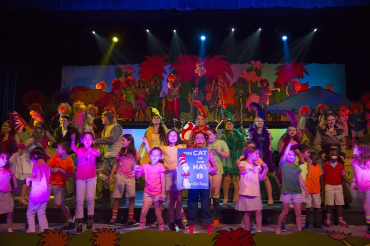Seussical, Newtown H.S. 8-8-13 248