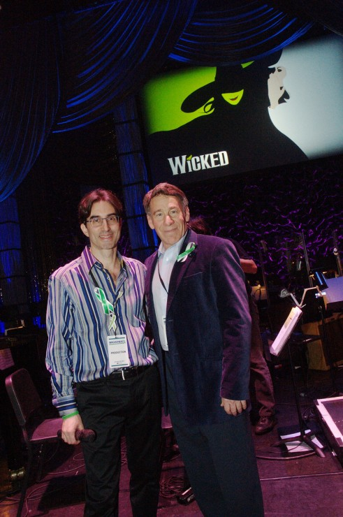 Stephen Schwartz and yours truly