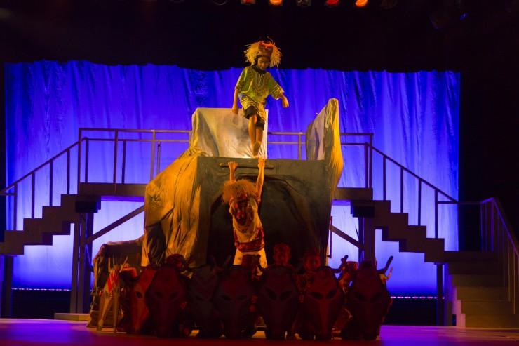 The Lion King, Jr. Newtown 8-15 110