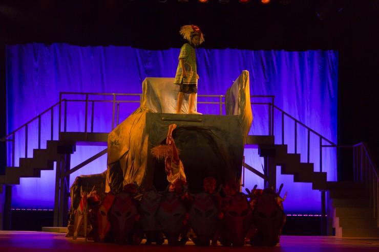 The Lion King, Jr. Newtown 8-15 111