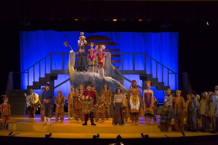 The Lion King, Jr. Newtown 8-15 251