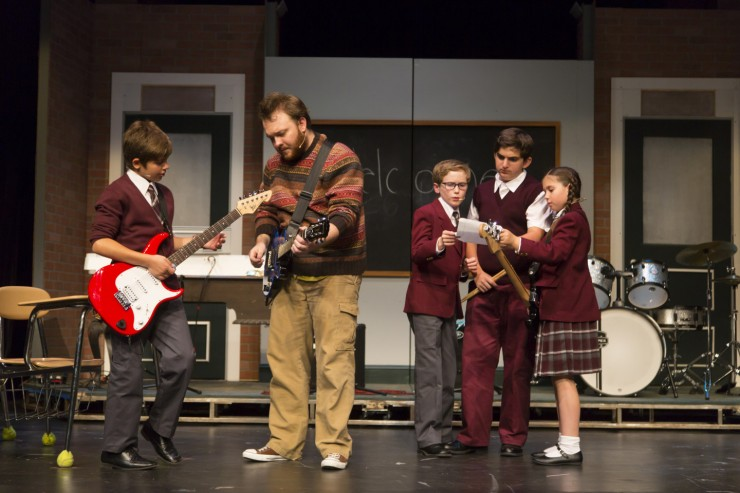 School Of Rock  New Arts 229