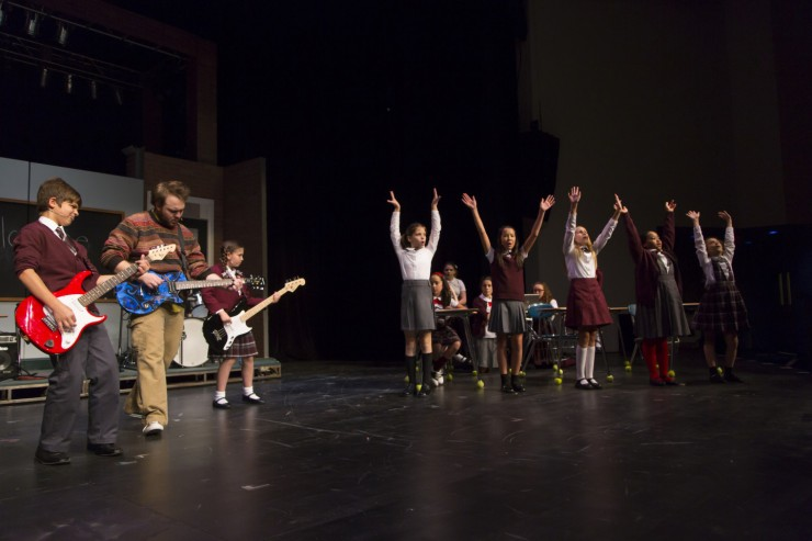 School Of Rock  New Arts 234