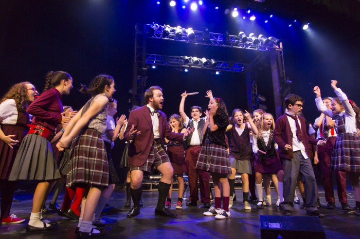 School Of Rock  New Arts 296